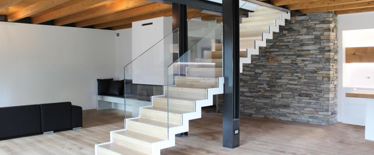 Quali sono le dimensioni per le scale?