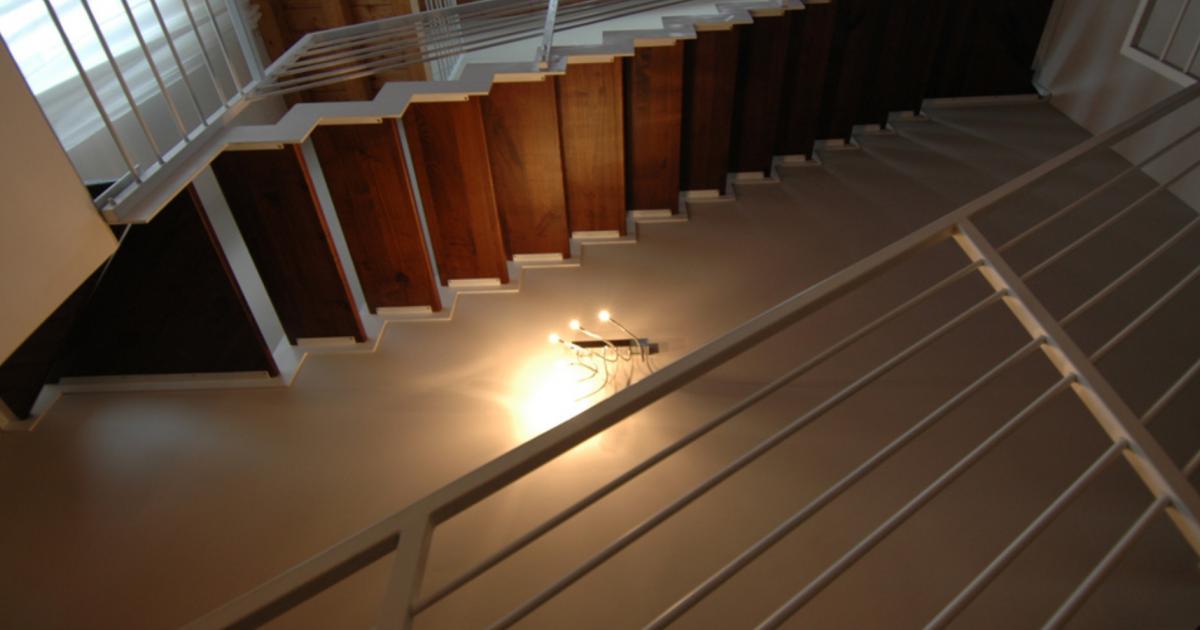 La migliore illuminazione per la scala speziale scale